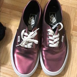 Worn once. Cool sneakers